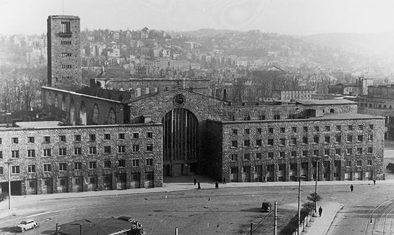 Der stuttgarter hauptbahnhof ein meisterwerk der for Architektur 20er